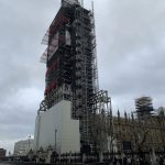 big ben londres en travaux