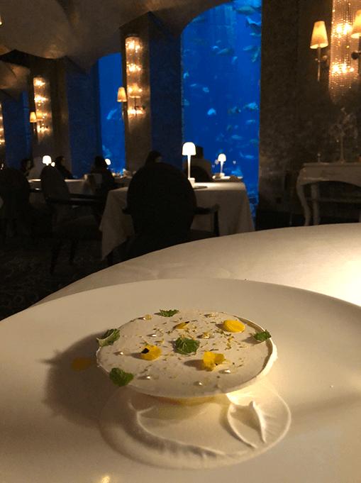 tarte citron meringuee revisitee ossiano dubai